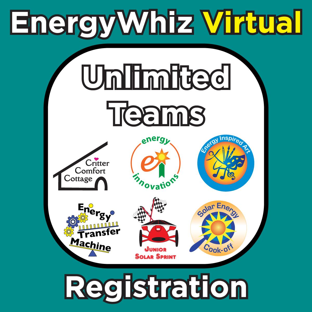 energywhiz virtual unlimited teams registration